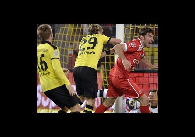 Dortmund'un Umutları Tükeniyor