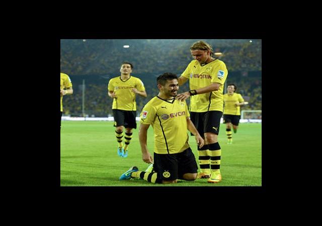 Süper Kupa Dortmund'un...