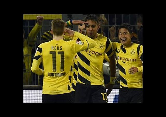 Borussia Dortmund patladı!