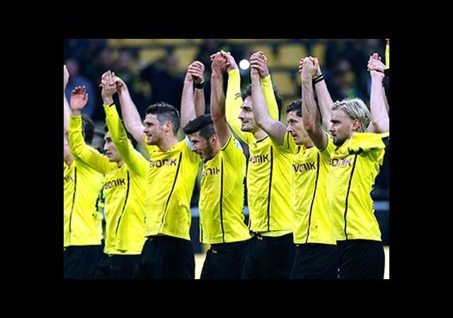 Dortmund ikinciliği geri aldı