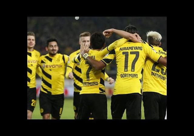 Stuttgart - Borussia Dortmund: 2-3