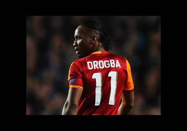 Ve Drogba o takımla anlaştı