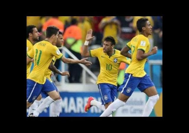 Neymar bunu ilk kez yaptı
