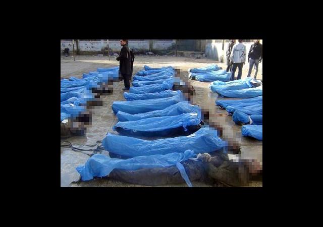 Esed'in Teröründen Öte Terör Yok