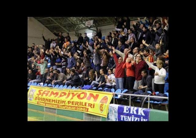Olaylı maçta kazanan Edirne Belediyesi oldu!