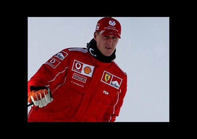 Schumacher'in sağlık durumuyla ilgili iyi haber