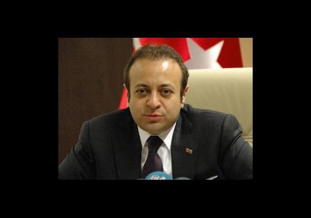 Egemen Bağış Yılın Bakanı Seçildi.