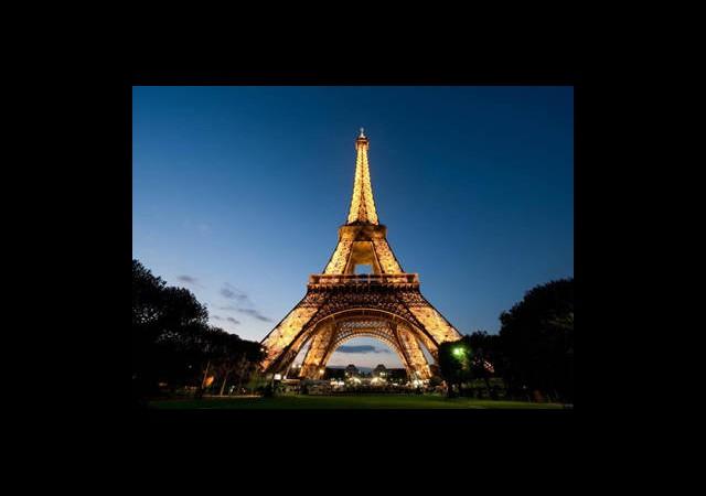 Eiffel Avrupa'nın En Pahalısı