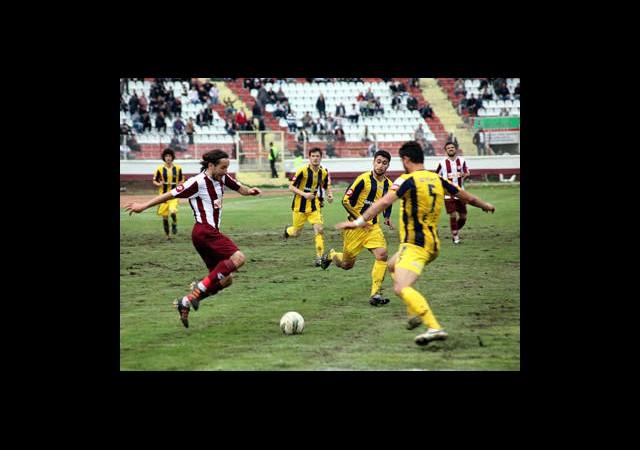 Elazığspor Süper Lig'de