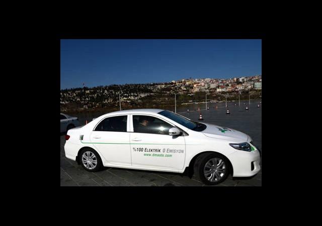 Başbakan'ın Test Ettiği Elektrikli Araç Piyasada