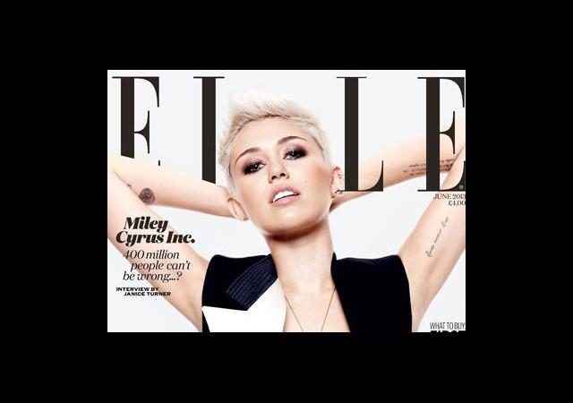 İşte Karşınızda Miley Cyrus!