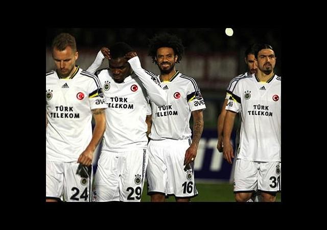 Fenerbahçe'ye bir şok daha!