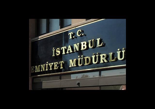 İstanbul Emniyet Müdürlüğü'nde Tayinler Belli Oldu
