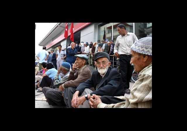 İşte Emeklilerin Zamlı Maaşları