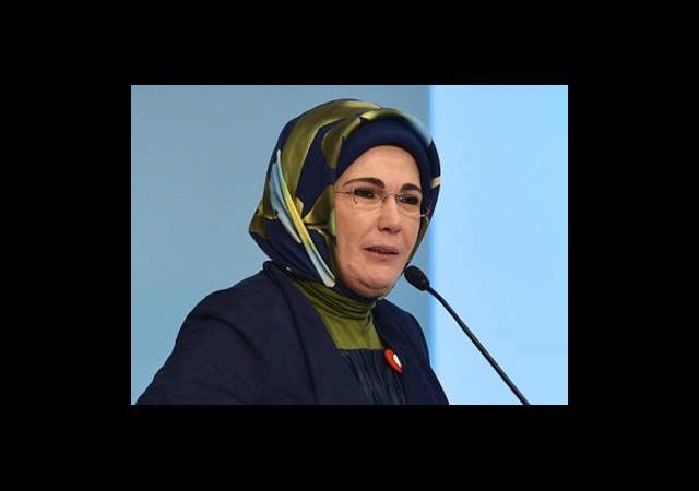 Emine Erdoğan'dan ''Birlik'' Mesajı!