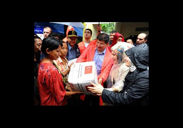 Yardım Kuruluşlarından Arakan'a Çıkarma Hazırlığı