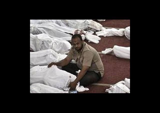 Katliamın Emrini Verdi, Polise Teşekkür Etti!