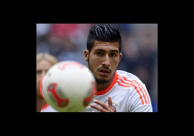 Emre Can, Guardiola'dan Umutlu