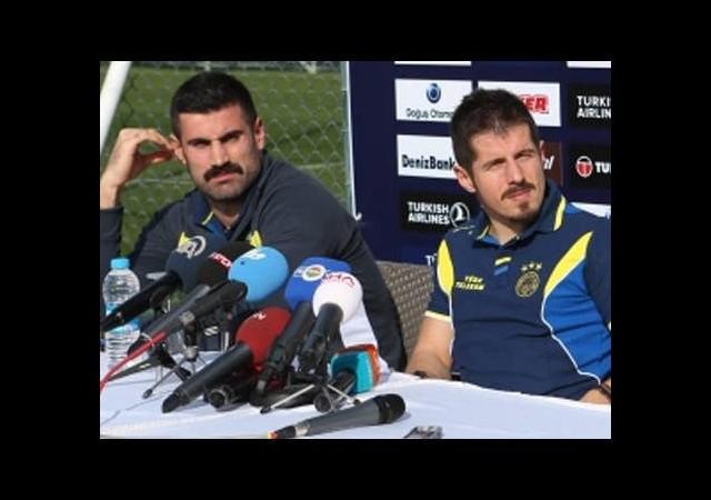 Volkan Demirel ve Emre Belözoğlu çok kızdı!