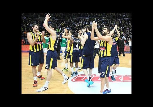 Fenerbahçe Laboral'i parçaladı!
