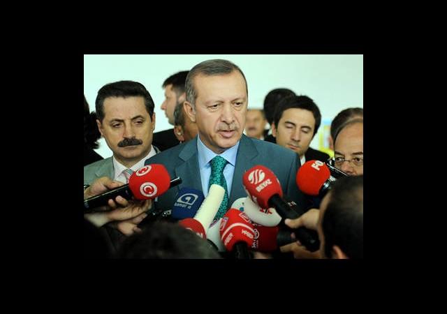 Erdoğan Gül'ü Ziyaret Etti