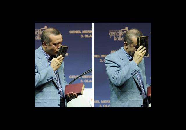 Erdoğan'a Tam Not!