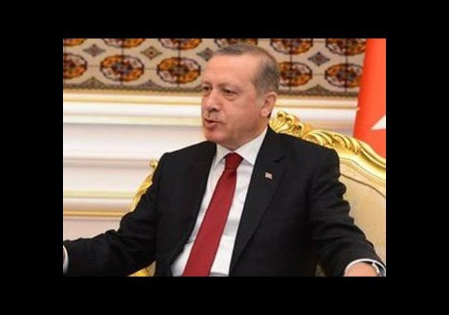 Cumhurbaşkanı Erdoğan'dan sert yeni yıl mesajı