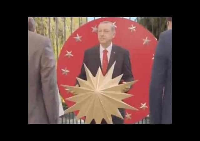 Erdoğan'dan MHP'ye reklam filmi cevabı