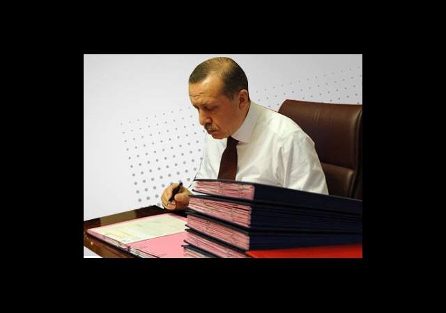 Erdoğan'a 10 Başlıkta 25 Sayfalık Soru