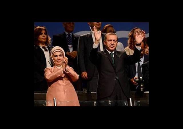 Erdoğan: 'Olimpiyatların Provası'