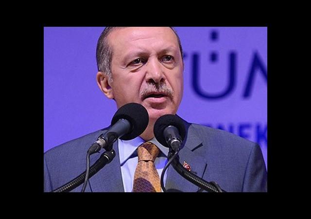 Erdoğan'dan Ağır Sözler!