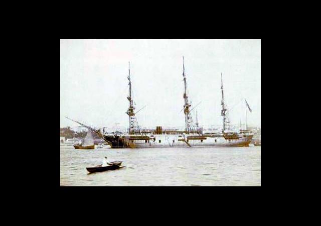 Osmanlı'nın Titanik'i ''Ertuğrul Fırkateyni''