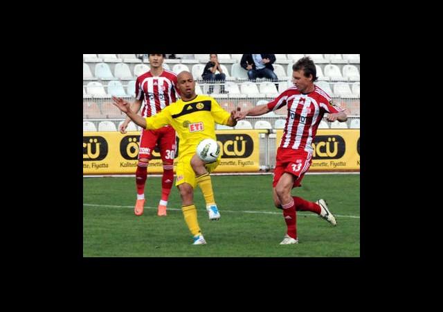Sivasspor:1 Eskişehirspor:3