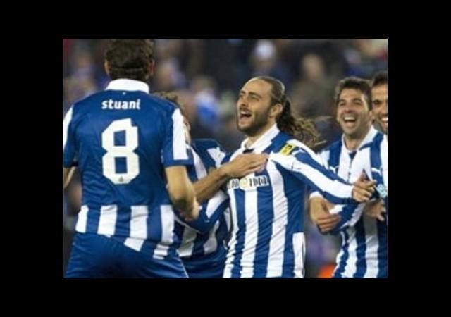 İspanya'da Gol Düellosu Espanyol'un