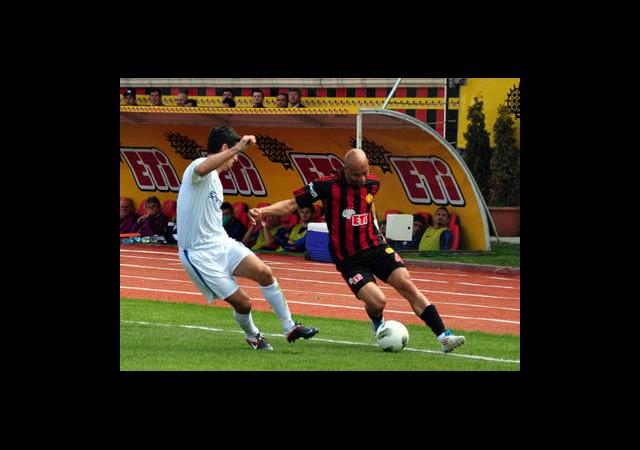 Eskişehirspor:3 İBB:1