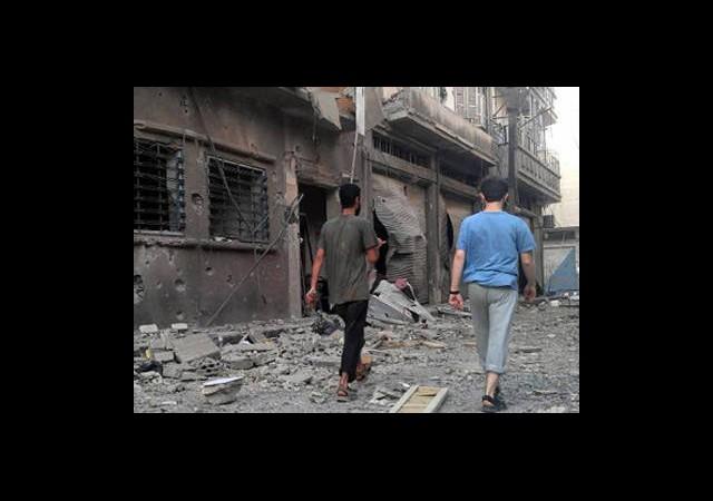 Esad'ın 256Askeri Esir Düştü