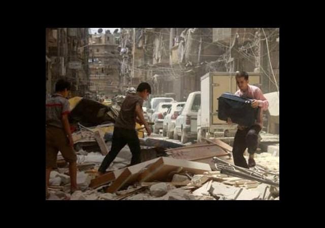 Esad güçlerinden kanlı saldırı: 71 ölü!