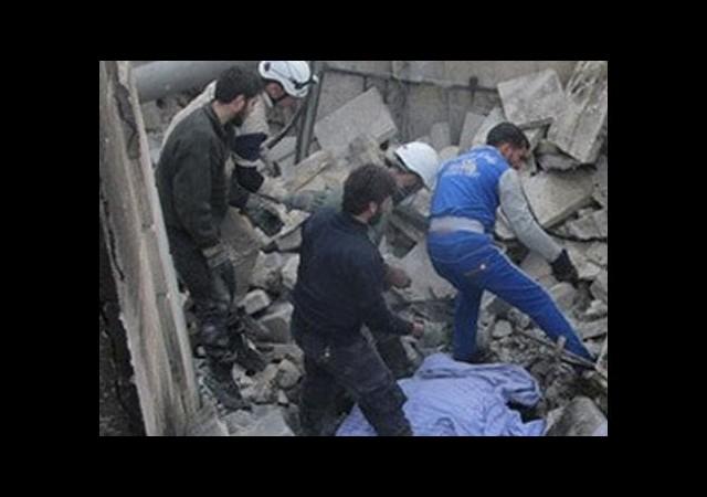 Esed güçlerinin operasyonunda 27 kişi öldü