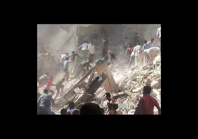 Suriye'de 133 Muhalif Öldürüldü!
