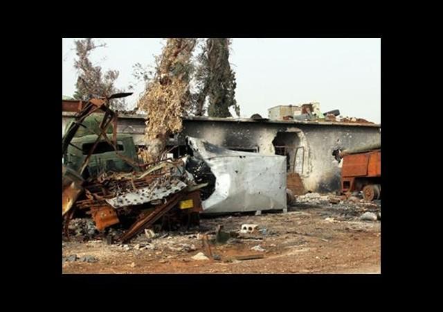 Esed güçleri kan akıtmaya devam ediyor: 41 ölü