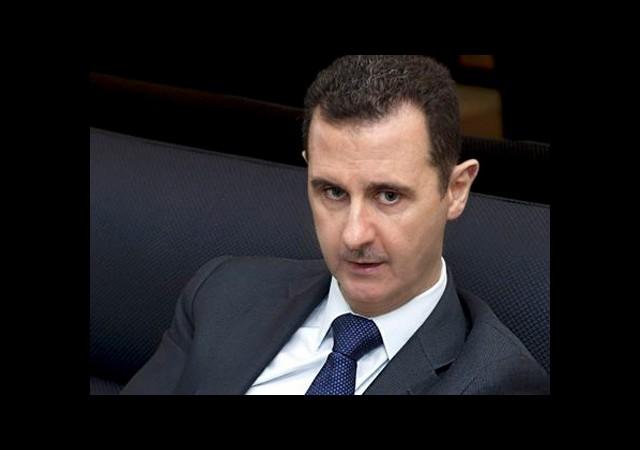 Esad'dan Türkiye'ye Çirkin Suçlama