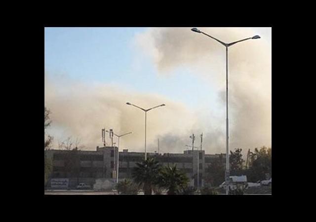 Esad yine ölüm yağdırdı: 105 ölü!
