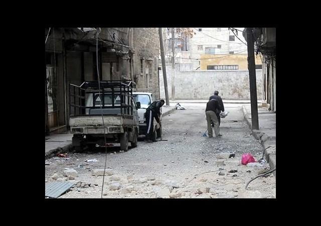 Suriye'de şiddet durmuyor