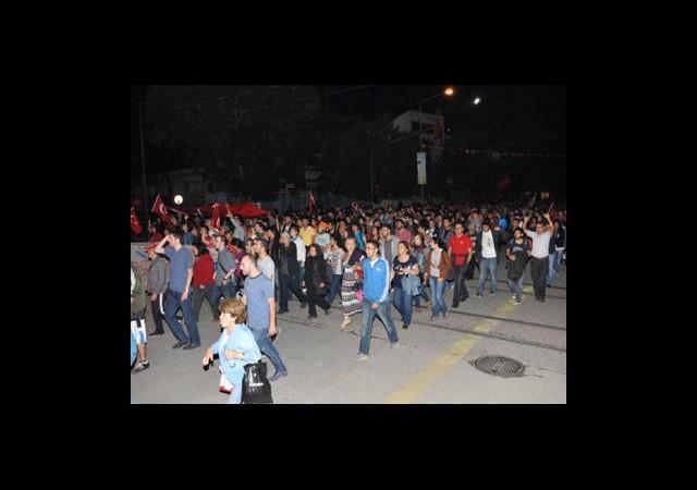 Eskişehir'de 'Devrim, İsyan, Özgürlük'