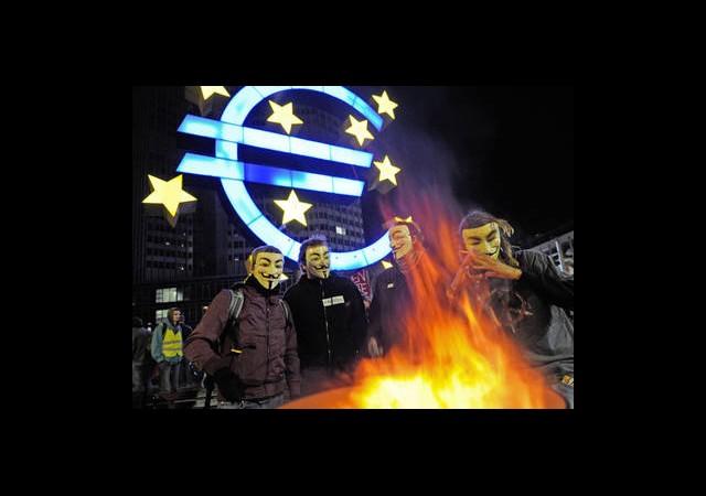 Avrupa'da Toplu Protesto Yapılacak