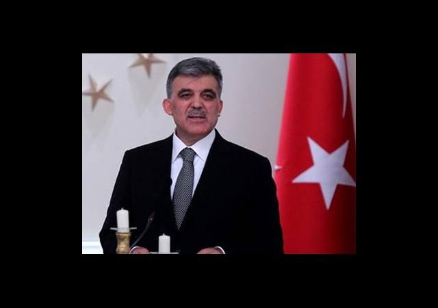 Cumhurbaşkanı Gül'den Gezi Parkı Yorumu