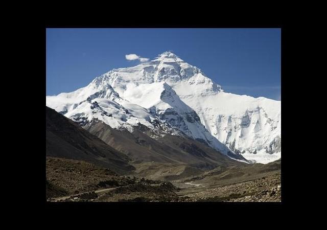 Dünyanın en yüksek dağı: Everest!