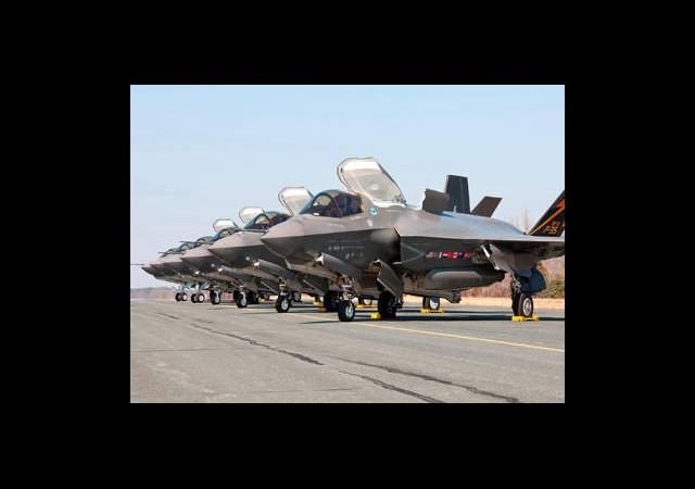 F-35'te Kritik Karar