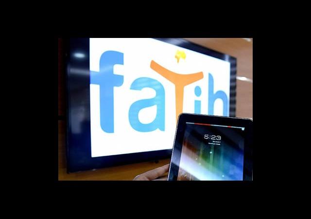 FATİH Projesine 2013 İçin Dev Bütçe