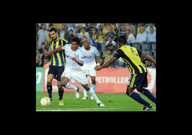 Marsilya-Fenerbahçe Canlı Anlatım